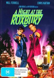 A Night at The Roxbury on DVD