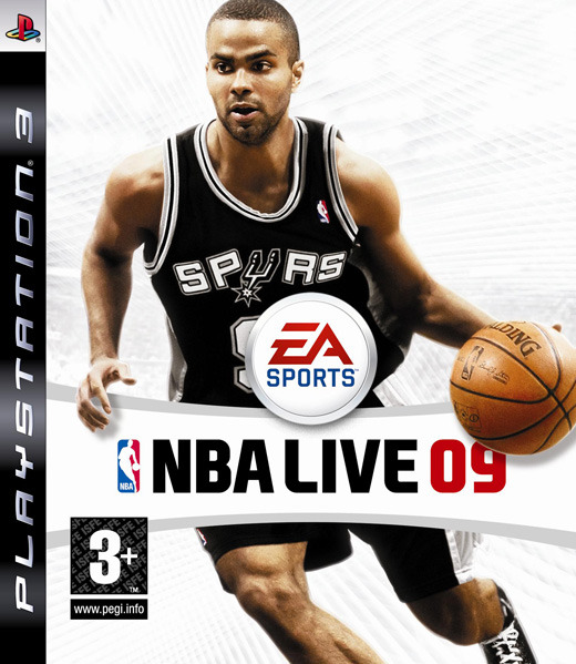 NBA Live 09 for PS3
