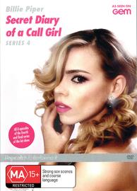 Secret Diary of a Call Girl - Season 4 on DVD