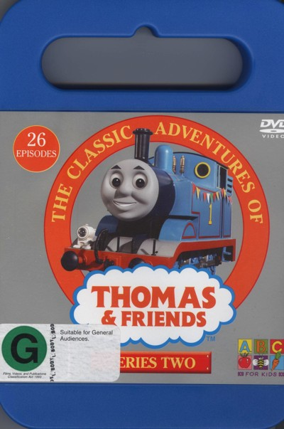 Thomas & Friends - Series 2 on DVD image