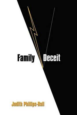 Family Deceit by Judith Phillips-Hall image