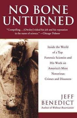 No Bone Unturned T by Jeff Benedict