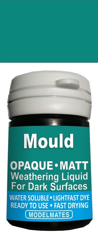 Modelmates: Opaque Weathering Liquid - Mould