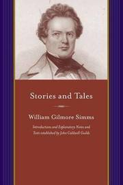 Stories and Tales by William Gilmore Simms