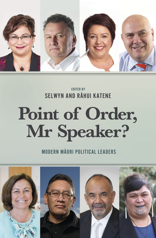 Point of Order Mr Speaker? by Selwyn Katene