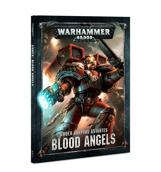 Warhammer 40,000 Codex: Blood Angels