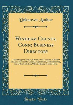 Windham County, Conn; Business Directory by Unknown Author image