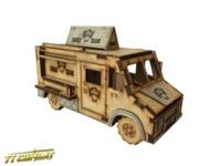 TTCombat: Tabletop Scenics - Taco Van
