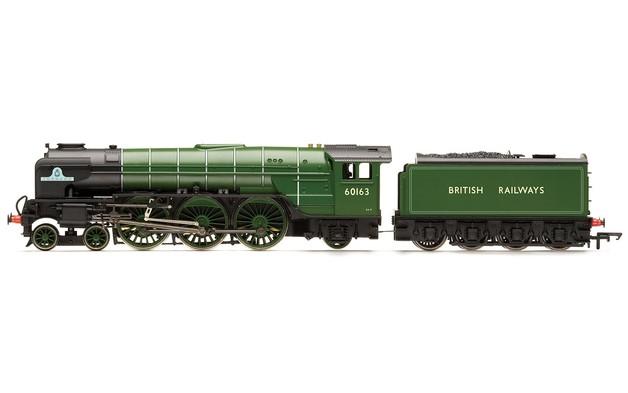 Hornby: RailRoad BR, Peppercorn A1 Class, 4-6-2, 60163 'Tornado' with TTS Sound