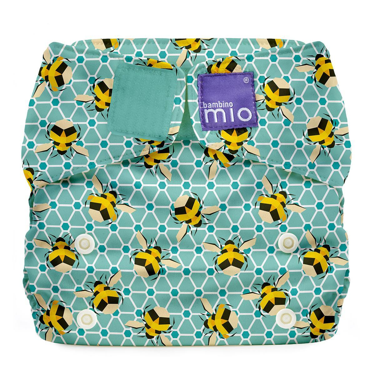 Bambino Mio: Miosolo All-in-One Nappy - Bumble image