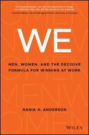 We by Rania H. Anderson