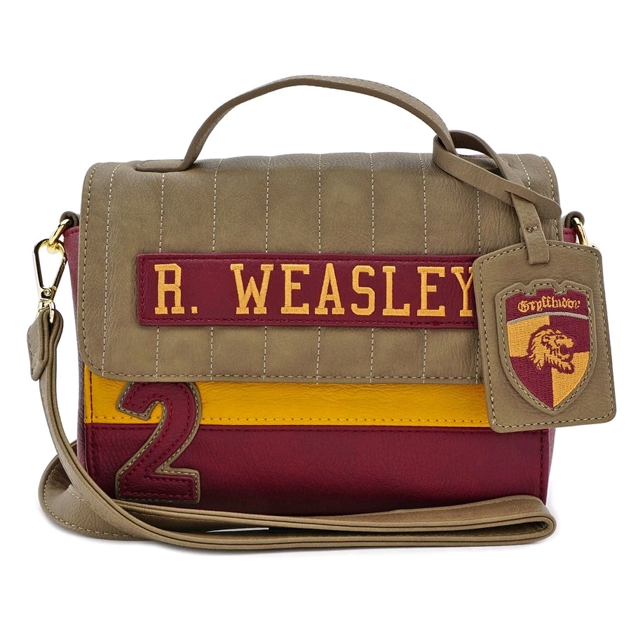 Loungefly: Harry Potter - Ron Weasley Crossbody Bag image