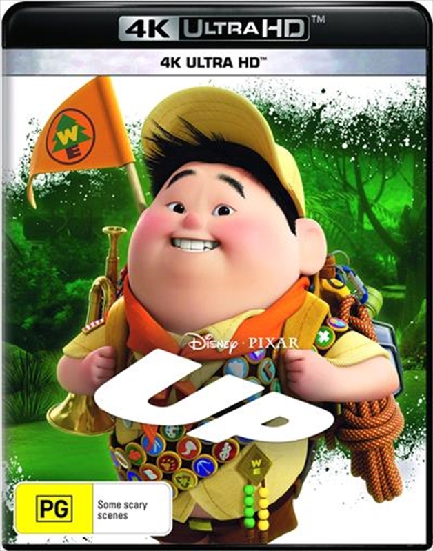 Up on UHD Blu-ray