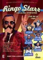 Ringo Starr And His All Starr Band on DVD