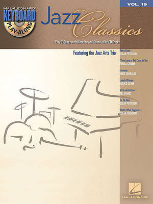 Jazz Classics: Keyboard Play-Along Volume 19 image