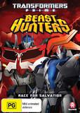 Transformers Prime - Season 3 Volume 2: Race for Salvation on DVD