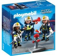 Playmobil: Fire Rescue Crew (5366)