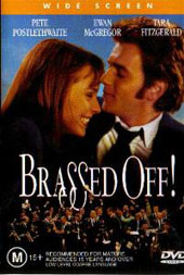 Brassed Off on DVD