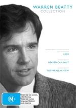 Warren Beatty Collection (Reds / Heaven Can Wait / Parallax View) (3 Disc Set) on DVD