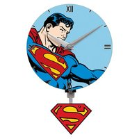 Superman Mini Motion Wall Clock