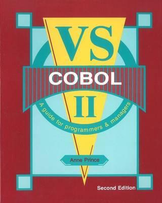 VS Cobol II by Anne Prince image
