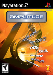 Amplitude for PlayStation 2