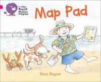 Map Pad by Shoo Rayner