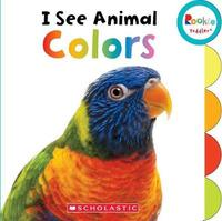 I See Animal Colors by Laine Falk
