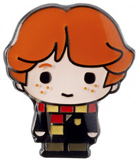 Harry Potter: Chibi Pin Badge Ron Weasley