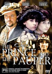 The Prince And The Pauper on DVD