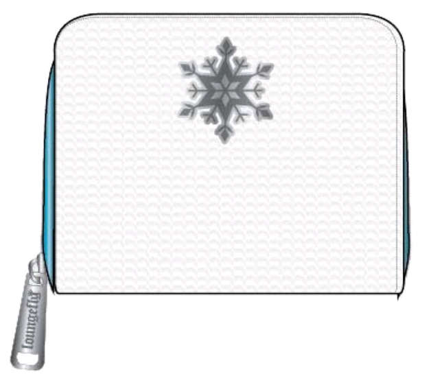 Loungefly: Frozen Reversible Sequin Purse - Elsa