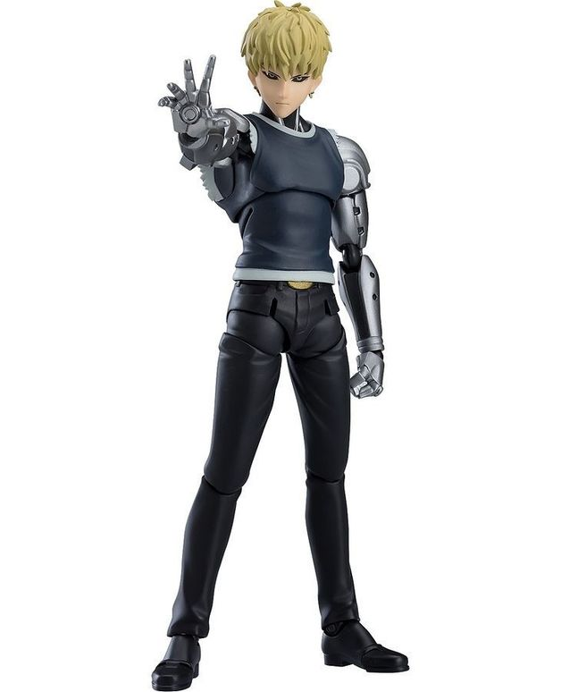 One-Punch Man: Genos - Figma Figure