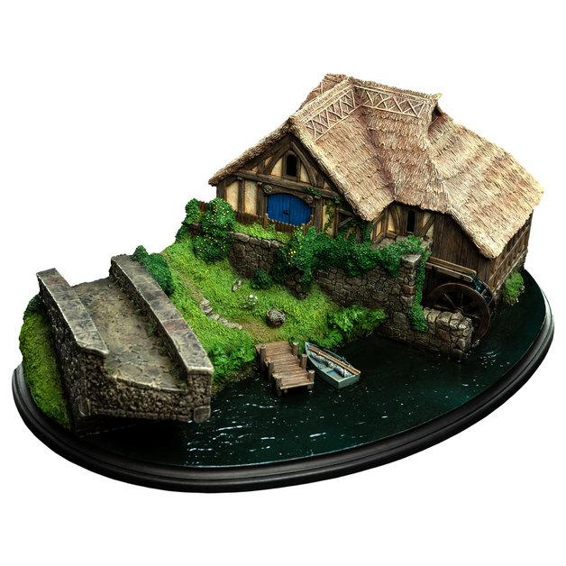 The Hobbit: Hobbiton Mill & Bridge - Environment Diorama