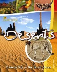Deserts by Steve Parker