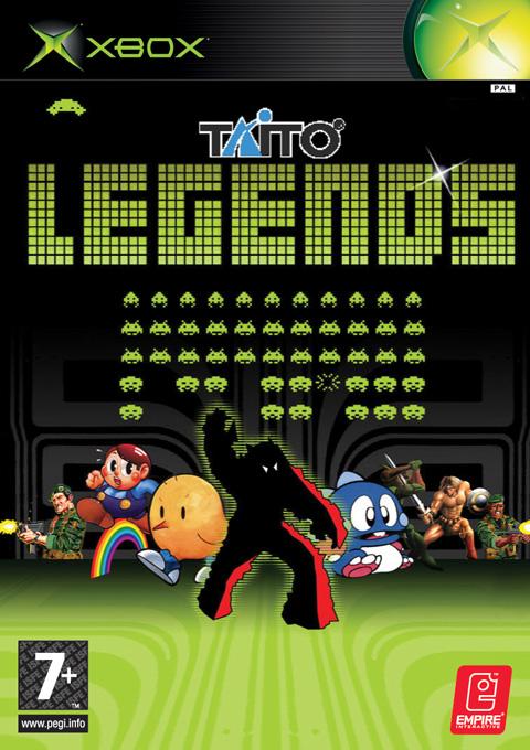 Taito Legends for Xbox image