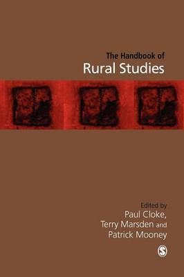 Handbook of Rural Studies image