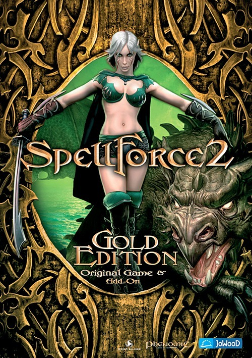 Spellforce 2: Gold edition for PC Games