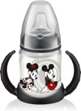 NUK: Mickey - Training Bottle (150ml) - Black