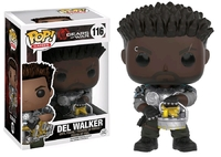 Gears of War - Del Walker (Armored) Pop! Vinyl Figure