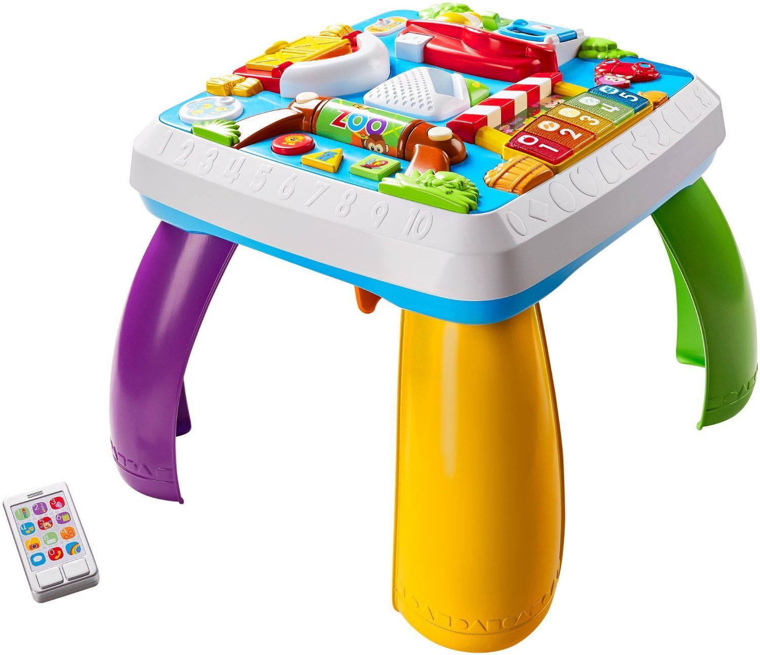 Laugh Learn Smart Stages Table Toy At Mighty Ape Nz Fisher Price Phone Image