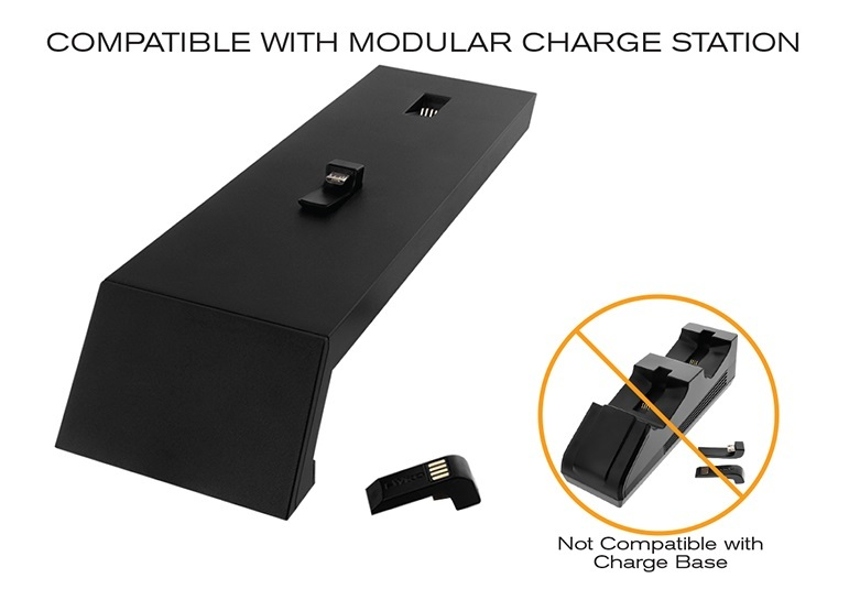 Nyko PS4 Modular Charge Station Dongle (Set of 2) for PS4 image