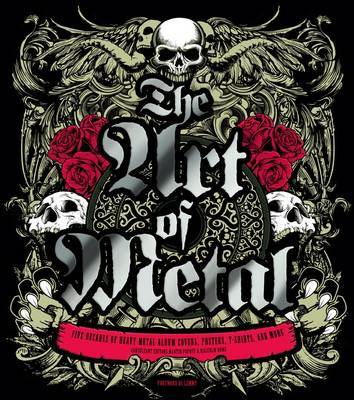 Art of Metal by Malcolm Dome