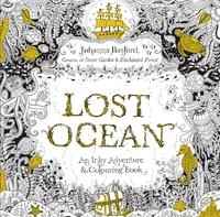 Lost Ocean Postcard Edition by Johanna Basford