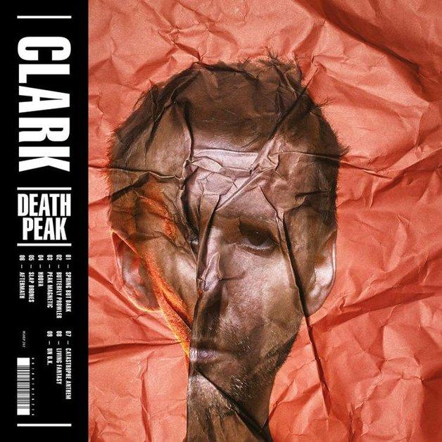 Death Peak (2LP+DL) by Clark