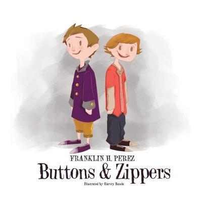 Buttons & Zippers by Franklin H Perez image