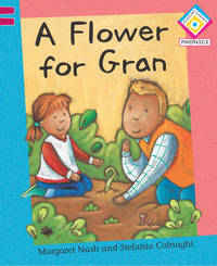 A Flower for Gran by Margaret Nash image