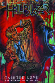 Hellblazer by Garth Ennis image