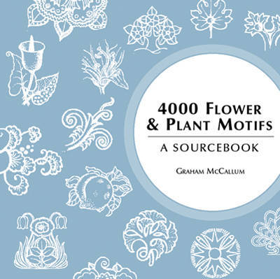4000 Flower and Plant Motifs by Graham McCallum image