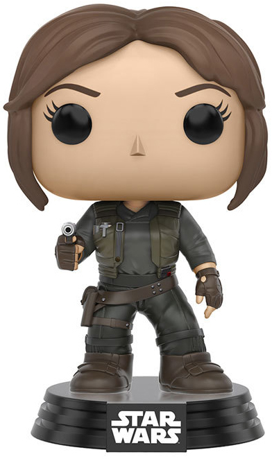 Star Wars: Rogue One - Jyn Erso Pop! Vinyl Figure