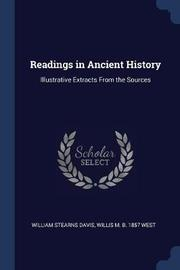 Readings in Ancient History by William Stearns Davis image